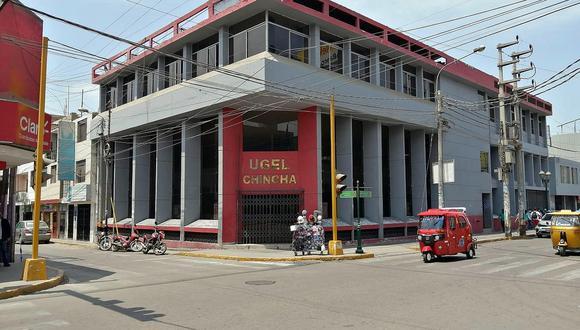 UGEL Chincha culpa a hackers por emisión de imágenes sexuales