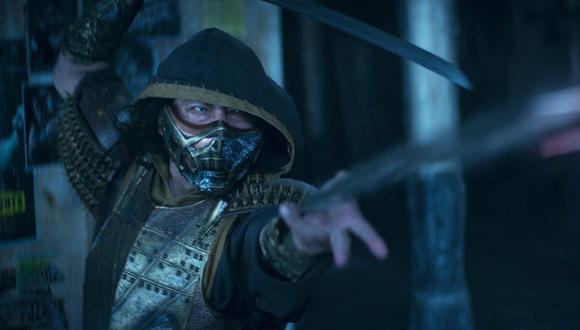 """""""Mortal Kombat"""", la reconocida franquicia, estrenó una nueva película que es una fiel adaptación de los videojuegos. (Foto: Warner Bros.)"""