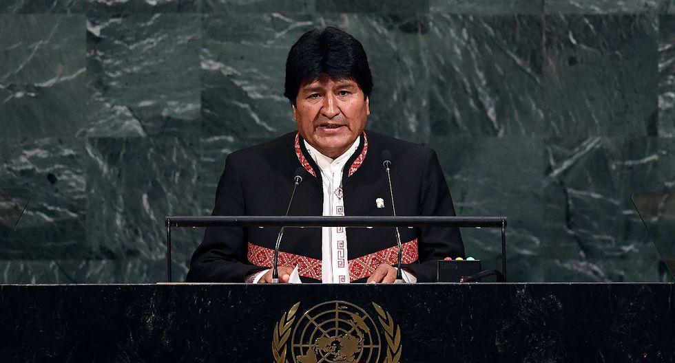 "Evo Morales revela ""oferta secreta"" de Chile a cambio de una alianza contra Perú"