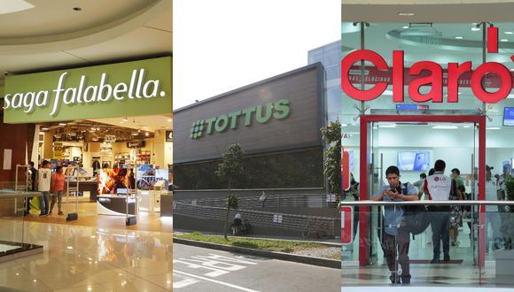 Empresas que no cumplan con la medida cautelar impuesta por Indecopi serán sancionadas con una multa de S/ 1.9 millones.(Foto: GEC)