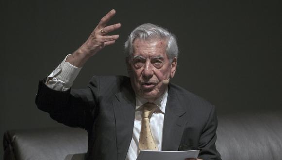 Escritor también festejará los 10 años de la entrega del Premio Nobel de Literatura y el lanzamiento de la cátedra de su nombre (Foto: Julio César Aguilar para AFP)