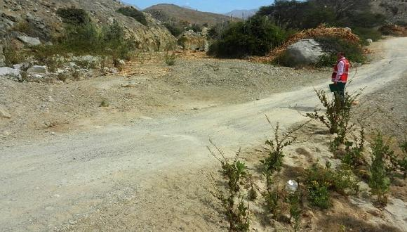 Contraloría determinó deficiencias en expediente técnico de la vía Moro-Anta