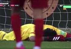 Perú vs. Bolivia: Pedro Gallese puso el rostro para contener el remate de Marcelo Martins (VIDEO)