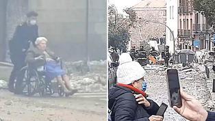 España: explosión en edificio causa asombro en Madrid
