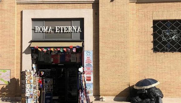 Unas 3.000 personas viven y duermen en las calles de Roma, una situación dramática que ha empeorado con la pandemia de coronavirus y el frío y las fuertes lluvias del invierno y que algunas organizaciones tratan de paliar. (Foto: EFE)