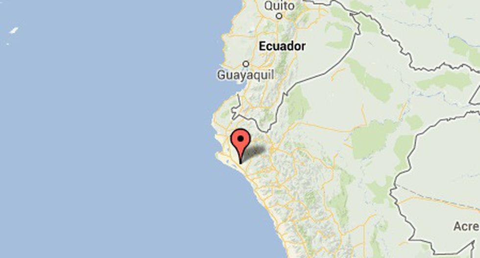 Lambayeque: Sismo de 5.3 remeció Motupe