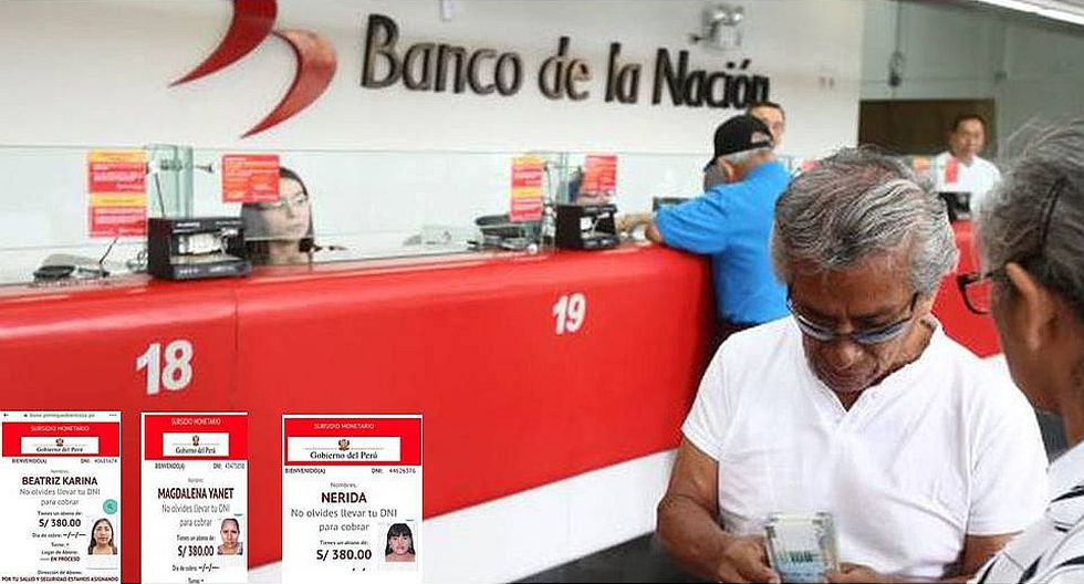 Huánuco: muerto, ediles y mercader en lista de bono de S/380