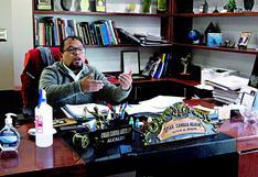 Alcalde de Arequipa en contra de cerco epidemiológico