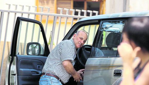 José Domingo Pérez solicita prisión de Avraham Dan On, quien fue jefe de seguridad de Alejandro Toledo