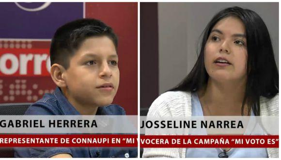 """Elecciones 2016: niños organizan la campaña """"Mi voto es"""""""