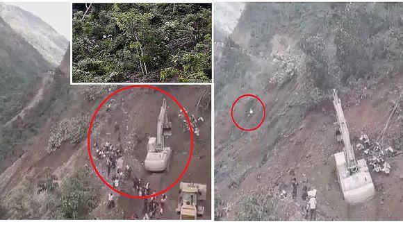 Bolivia: Impactantes imágenes del segundo deslizamiento que dejó 18 muertos en Caranavi (VIDEOS)