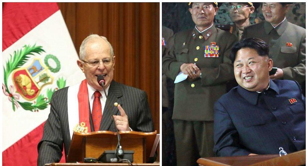 Gobierno de PPK condena los últimos ensayos nucleares de Corea del Norte