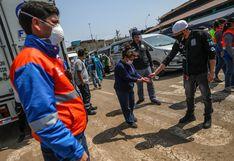44 familias damnificadas por incendio en Cercado de Lima continúan recibiendo ayuda humanitaria (FOTOS)