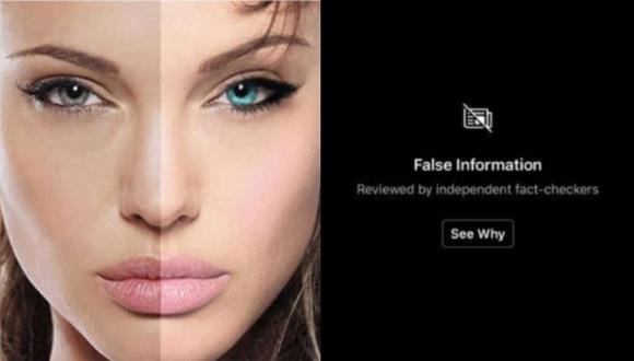 Instagram está ocultando las fotos muy retocadas o con exceso de Photoshop