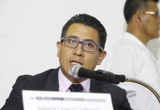 Amado Enco: Procuraduría se apersonó a Investigación de Fiscalía Anticorrupción
