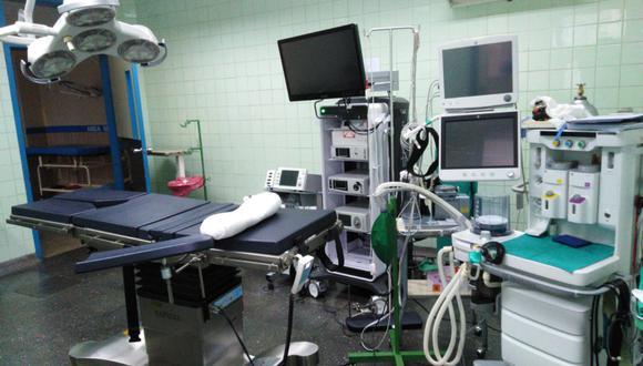 Cusco: inauguran dos salas quirúrgicas totalmente equipadas en hospital de Sicuani (Foto: EsSalud)