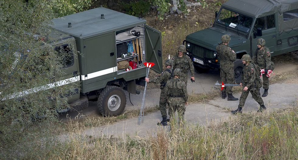 """Polonia: Ejército acordona terreno donde podría estar el """"tren del oro"""" nazi"""