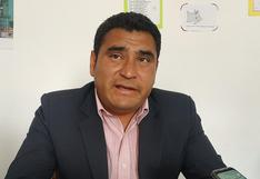 """Dante Medina: """"El gobierno regional encubre la corrupción"""""""