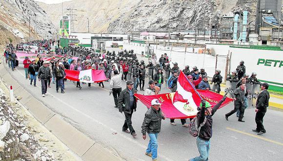 Trabajadoresde Doe Run marcharán esta semana en Lima