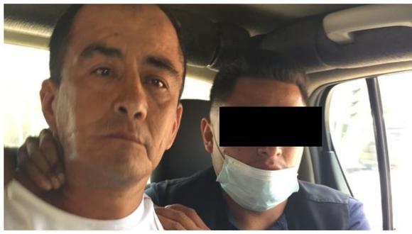 Oscar Narro Correa se escondía en una casa ubicada a inmediaciones del Camal Municipal en el distrito de La Esperanza. (Foto: PNP)
