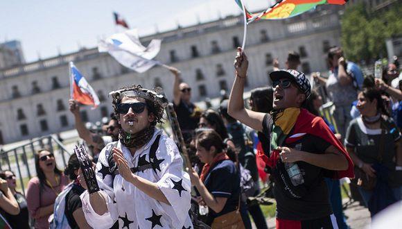 Chile recibe a misión de DDHH de ONU en medio de crisis social