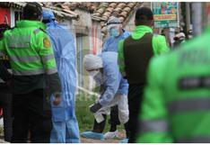 Junín: Sujeto asesina a su esposa de un disparo y se escapa en la madrugada
