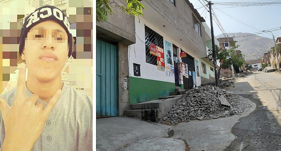 Adolescente murió tras recibir un impacto de bala durante una discusión con sus amigos en Comas