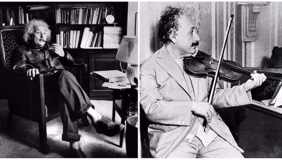 Albert Einstein: Estos eran los extraños hábitos que tenía el científico (FOTOS)
