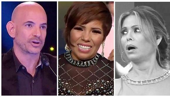 Ricardo Morán elogia premios de Susan Ochoa y habría enviado indirecta a Gisela Valcárcel (VIDEO)