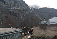 Dos adolescentes de 16 años fallecen tras deslizamiento de tierra en Ananea, en Puno