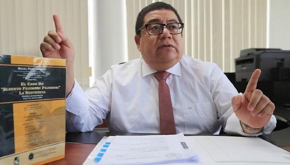 Poder Judicial programa audiencia para extraditar a Miguel Pérez Arroyo