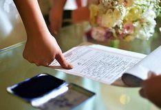 20 parejas se casarán de manera virtual en Yanahuara