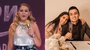 """Gisela Valcárcel: """"Se dice que Rodrigo Cuba es el bueno y Melissa Paredes es la mala, yo no me creo esos cuentos"""""""