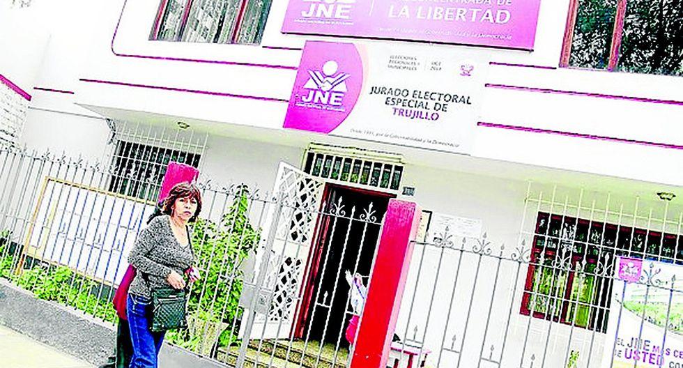Rechazan pedido de nulidad de elecciones en Víctor Larco
