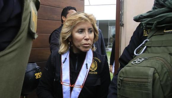 La fiscal Sandra Castro emitió un comunicado tras revelarse reunión con Martín Vizcarra y la fiscal Rocío Sánchez. (Foto: GEC)