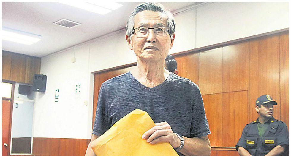 Fujimori se atribuye inclusión del Perú en APEC