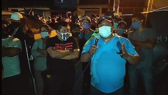 Retienen al alcalde de Ayapata en San Gabán por problemas de limítrofe