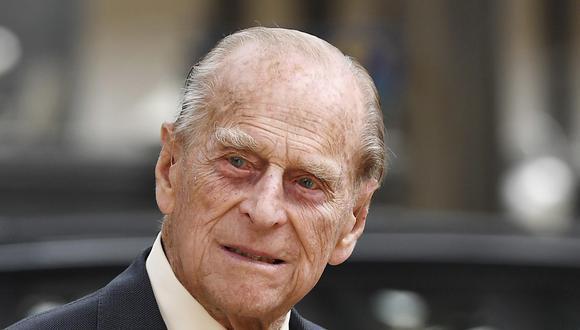 El príncipe Felipe fue el consorte más antiguo de la nación, pues estuvo casado con la Reina Isabell II durante 73 años. (Foto: EFE)