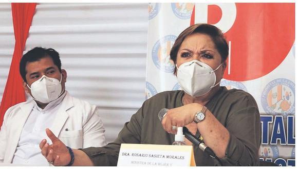 """Ministra Sasieta anuncia la creación de """"WhatsApp contra la violencia"""" en Piura"""
