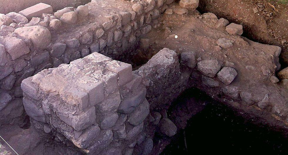 Realizan nuevos hallazgos en sitio arqueológico Amaru Kancha (FOTOS)