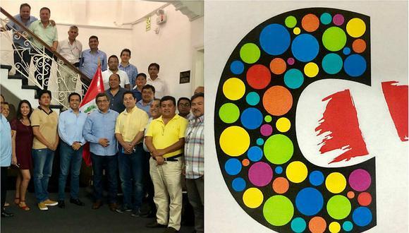 """Peruanos por el Kambio cambia su nombre y logo y ahora son """"Contigo"""" (FOTOS)"""