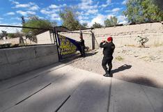 Ayacucho: Retiran banderola que pedía la entrega del cuerpo de Abimael Guzmán a su esposa