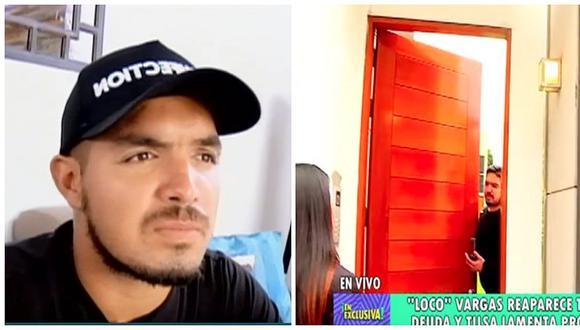 Juan Manuel Vargas: así reaccionó al ser consultado sobre el remate de su casa (VIDEO)