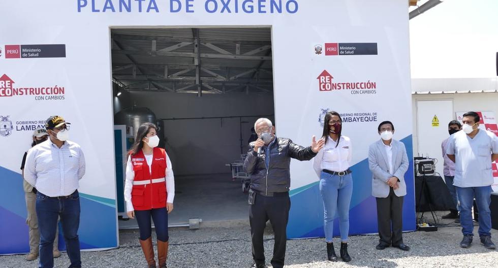 Gobernador de Lambayeque dice que varios millones en inversión quedarían en el olvido si vacan a Martín Vizcarra