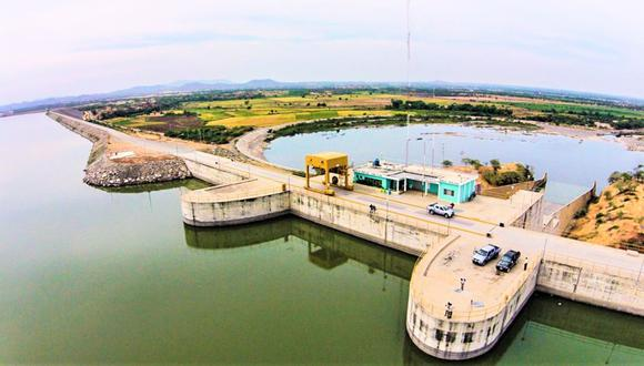 El PECHP solo está autorizado para llenar 376.90 millones de metros cúbicos de agua en el reservorio Poechos, es decir, la cota 103. El año pasado acumuló 438 millones de metros cúbicos en la cota 104.5