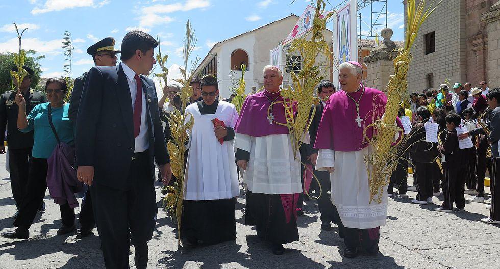 Nuncio apostólico dio inicio a la Semana Santa ayacuchana