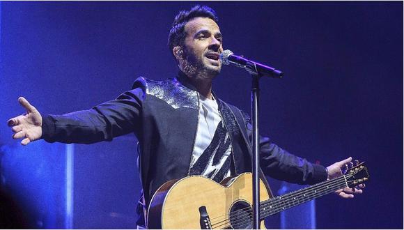 Luis Fonsi en Lima: intérprete de 'Despacito' confirmó concierto en nuestro país (FOTO)