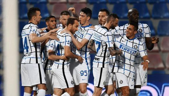 Inter de Milán se coronó campeón de la liga italiana tras once temporadas. (Foto: Inter)