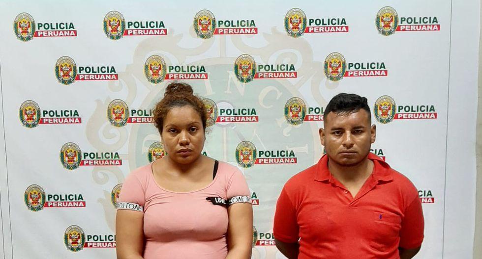 Ica. Peligroso sujeto Julio Rosas asesinó a dos hermanos. Fue detenido con una presunta cómplice.