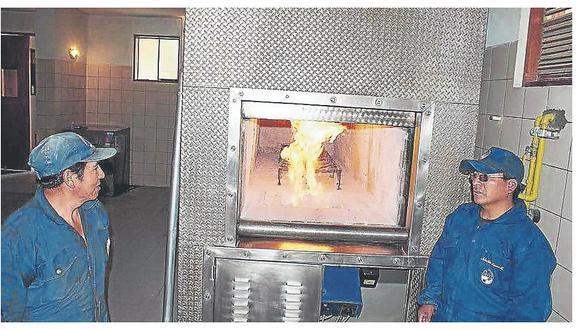 El SIS cubrirá el costo de la cremación o inhumación de los fallecidos por coronavirus